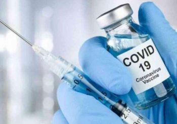 З початку вакцинації від COVID-19 в Україні щепили 15 758 людей